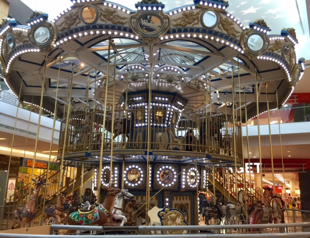 Worry is Like a Carousel - Get Off!
