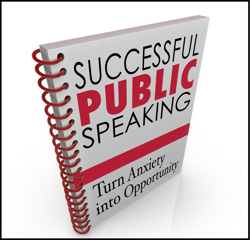 Become a confident speaker.